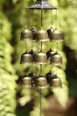 15 Bell Brass Chimes