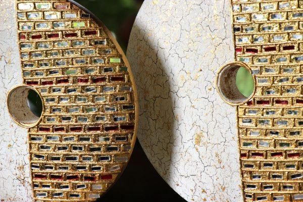 20cm Mosaic Circle