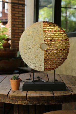30cm Mosaic Circle