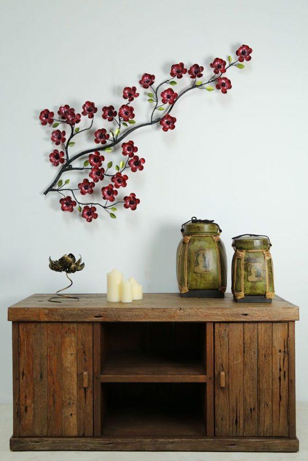 30cm Rice Basket Olive Green