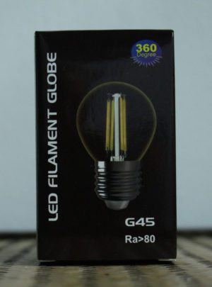 4W LED E14 SCREW IN BULB 20000 Hours