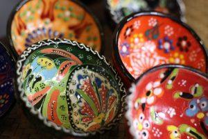 Hand Made Turkish Ceramics