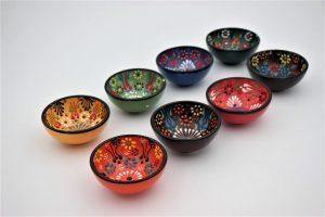 Hand Made Turkish Ceramic Bowls
