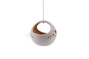 Basket Tea Light Candle Hanger