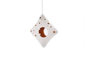 Diamond Tea Light Candle Hanger