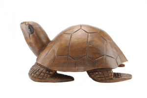 Medium Wooden Turtle