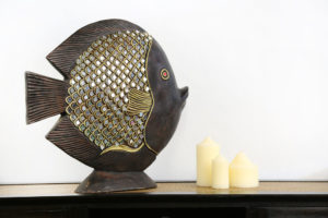 Mosaic Fish Large