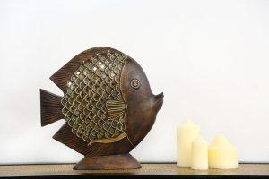Mosaic Fish Medium