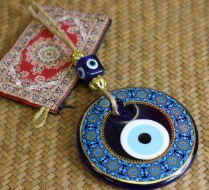 Turkish Lucky Eye
