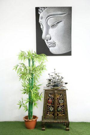 Ornate Hallway Cabinet