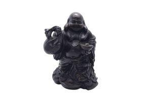 Resin Happy Monk 2