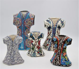 Hand Crafted Turkish Ceramic Kaftan's