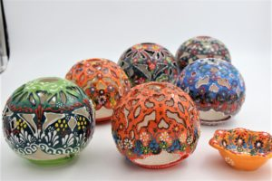Hand Crafted Turkish Ceramic Oil & Candle Burners
