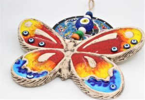 Hand Crafted Turkish Ceramic Wall Hangings