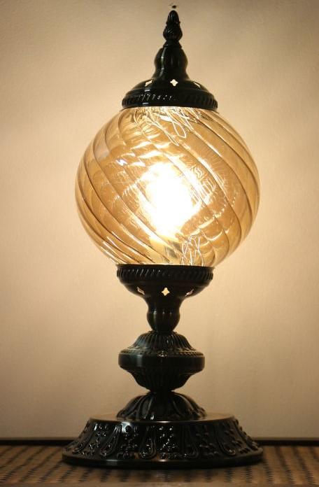 Turkish Ottoman Table Lamp
