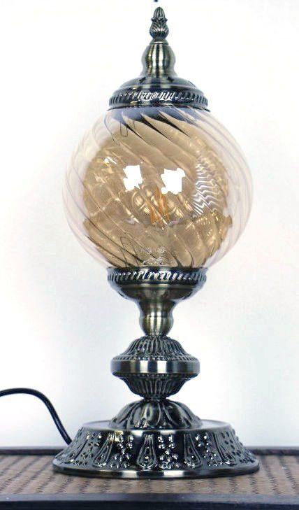 Turkish Ottoman Table Lamp Nirvana Eastern Imports