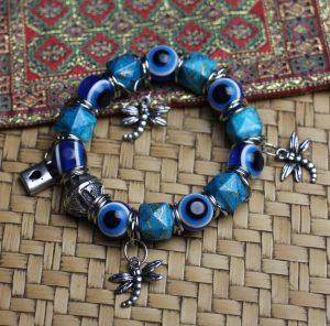 Handmade Turkish Lucky Eye Bracelets