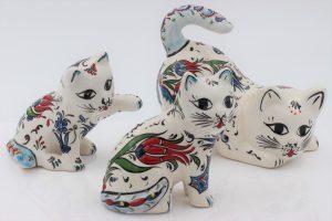 Hand Made Turkish Ceramic Animals